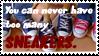 Sneaker Lover's Stamp by MurdererDelacroix