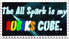 All Spark Stamp by MurdererDelacroix