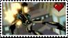 Samurai Prowl Stamp by MurdererDelacroix