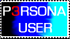 Persona User Stamp by MurdererDelacroix