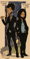 The Detectives 2