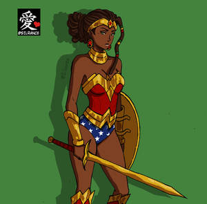 Wonder Woman - Nyah