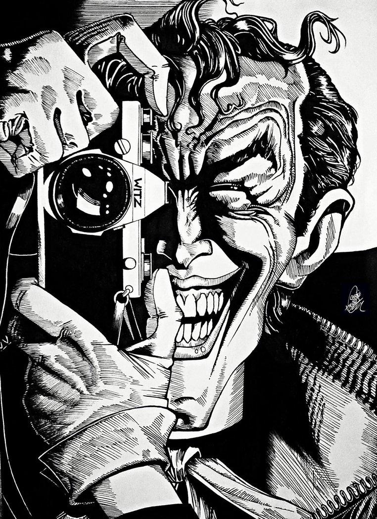 Batman: The Killing Joke by Stone-Arazel-Heart