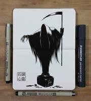#14 Ink Reaper by Stone-Arazel-Heart