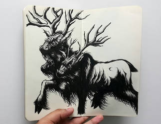 Three Headed Mutated ELK