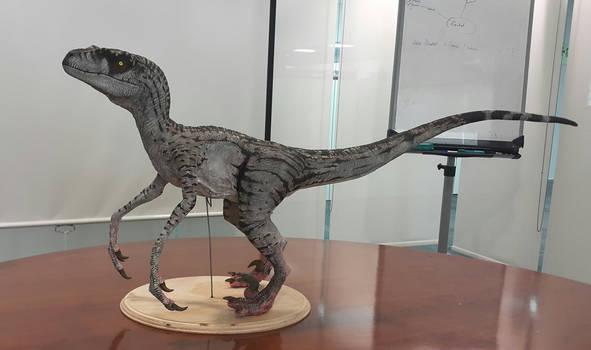 Jurassic Park-Velociraptor Model(Version 3:Female)