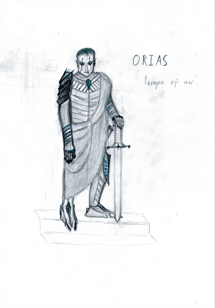 ORIAS by TheThousandthSun