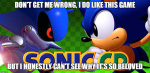 Sonic CD (Thoughts in a Nutshell)