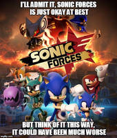 Sonic Forces (Thoughts in a Nutshell) by gameman5804