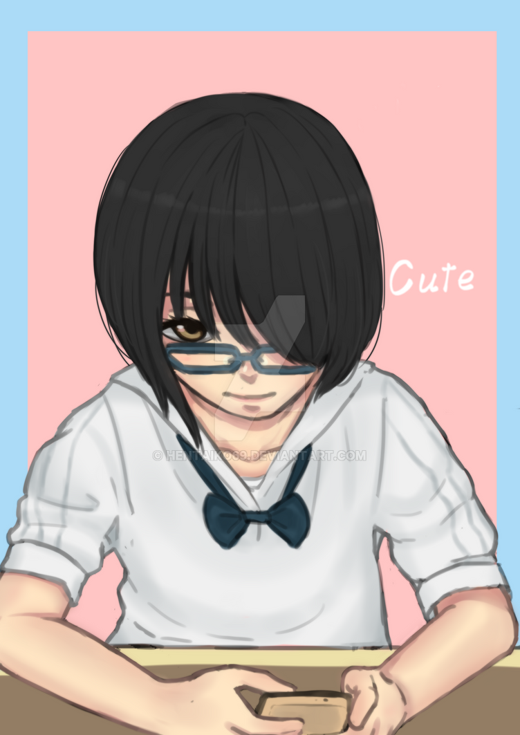 Request - glasses girl in thai school uniform. by hentaiko69