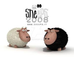 Sheeps Calendar 2008 Front