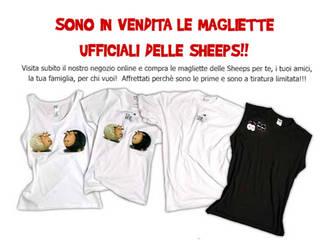Sheeps t-shirt