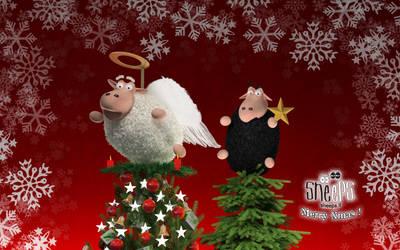 Sheeps Xmas 2009