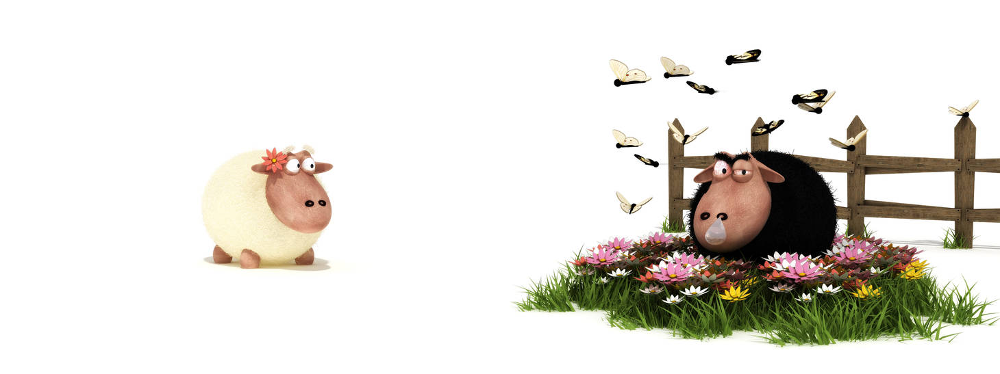 Welcome spring dual display by bsign