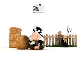 country SHEEPS by bsign