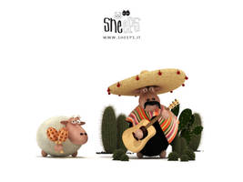 I love Mexico by bsign