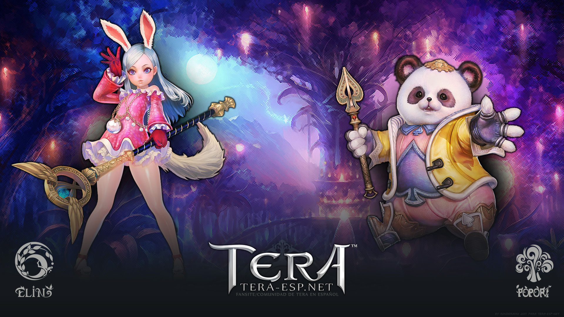 [Image: tera_elin_and_popori_wallpaper_by_rendermax-d3bllso.jpg]