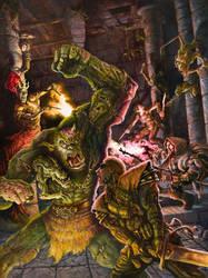 Last Battle by samflegal