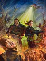Monster Hunter International by samflegal