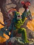 Savage Orc - Rip Der Heads Off