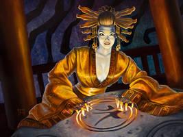 Phoenix Mage Koiso by samflegal