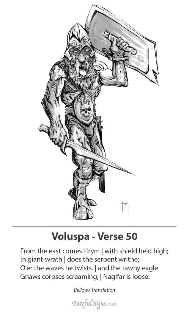 Voluspa Verse 50 - REDO by samflegal