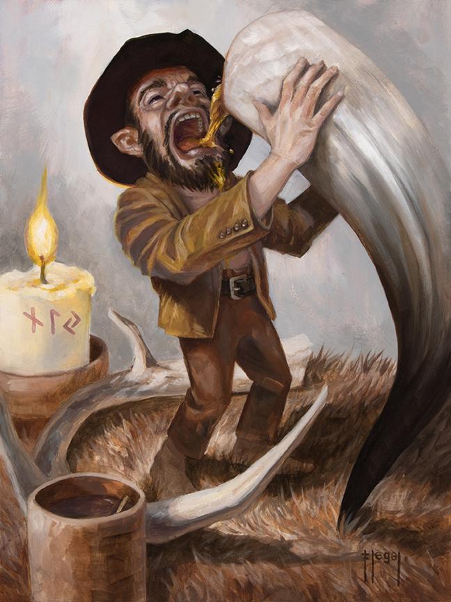 Mead Hoedkin by samflegal