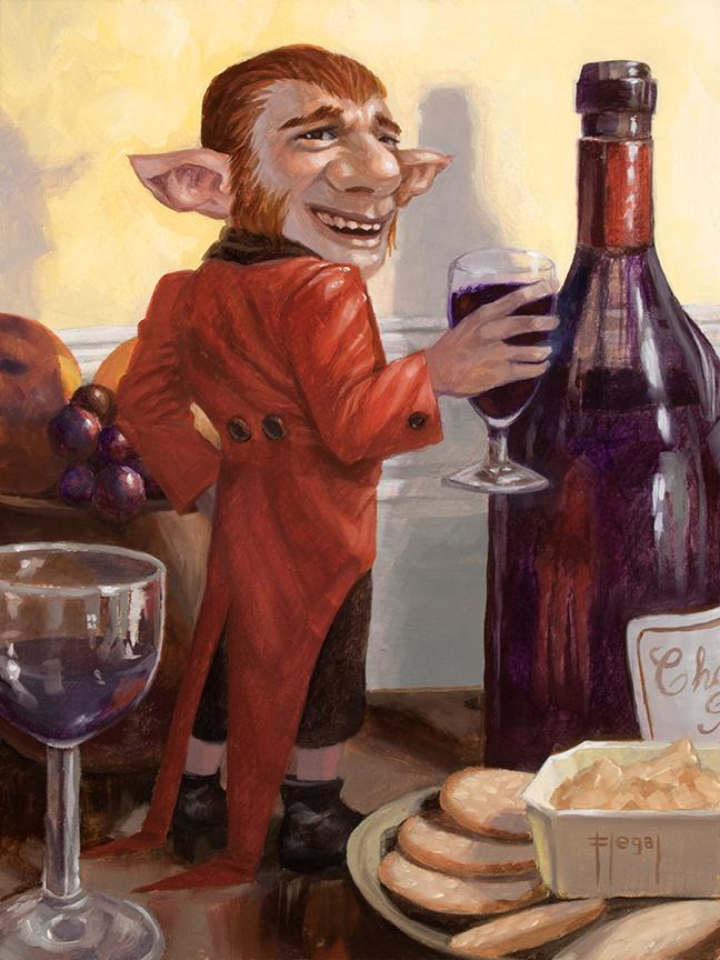 Wine Hoedkin by samflegal