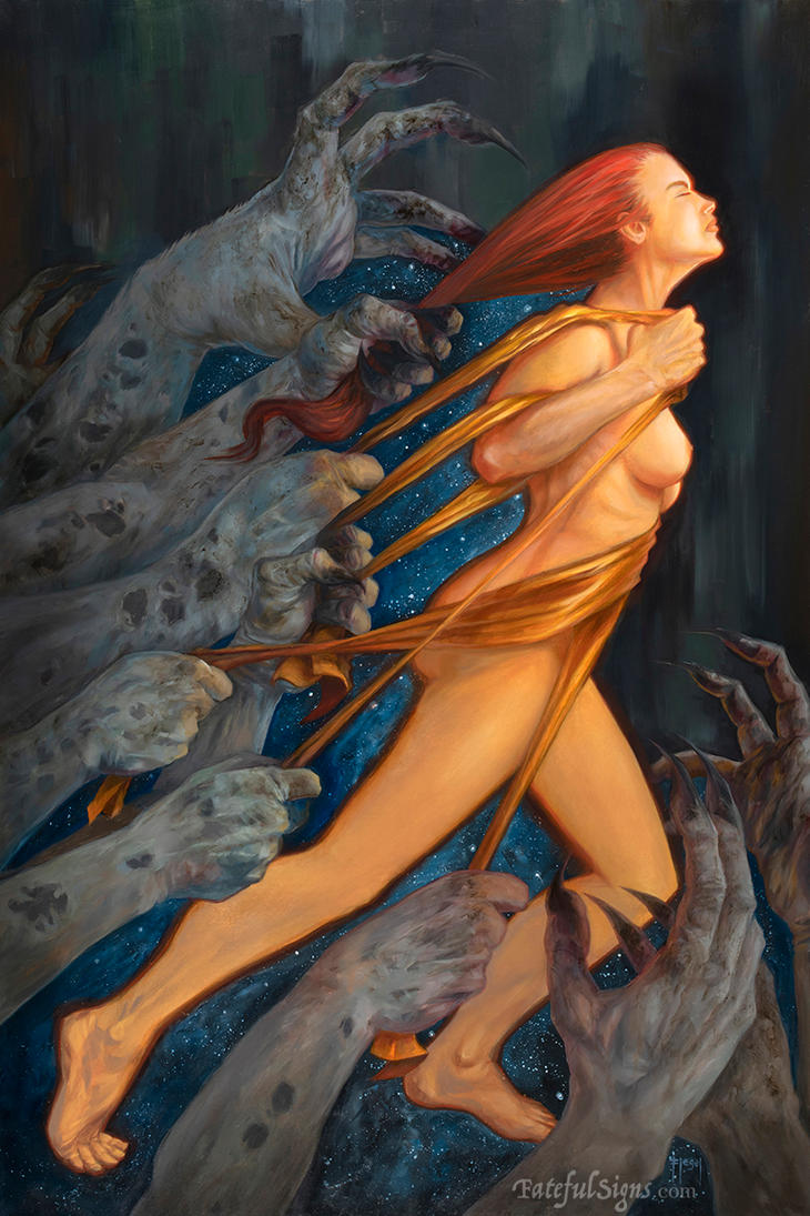 Freya Resists by samflegal