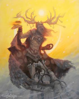 Ullr, the Oath Holder