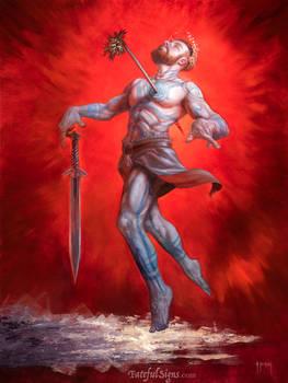 Death Of Balder