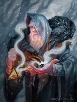 Odin as Shaman