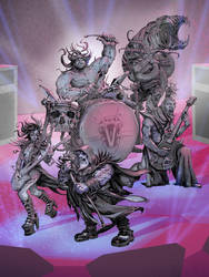 Viking Gods Of Metal