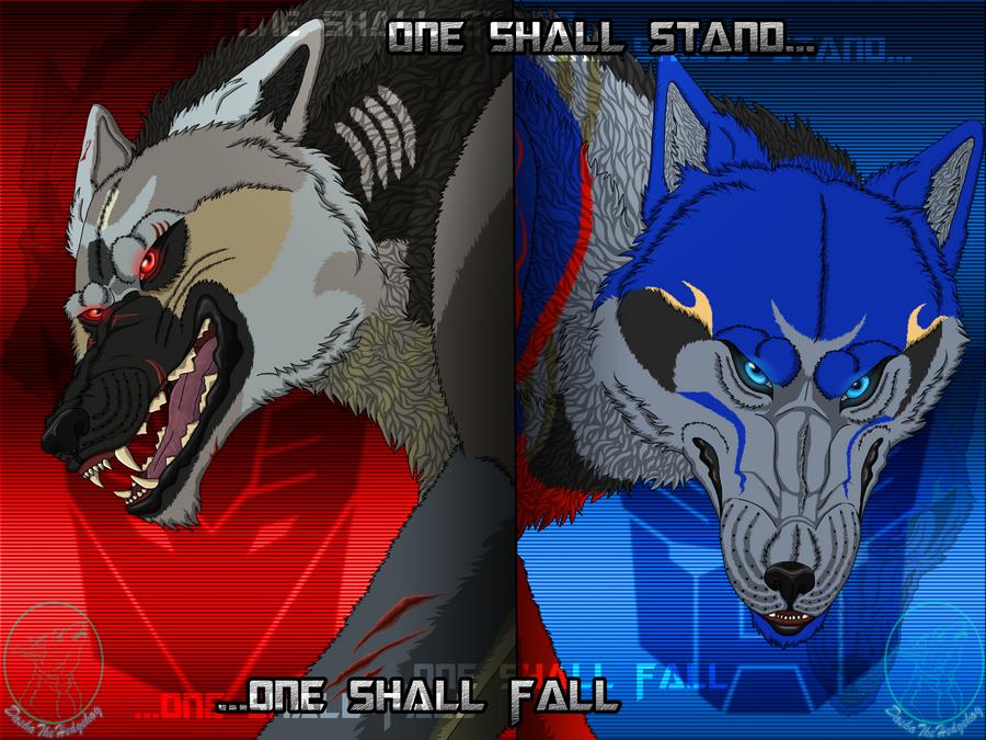 One Shall Stand One Shall Fall by ShizukaTW