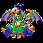 Toon Chaos Emperor Dragon