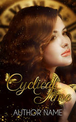 Cyclical Time Premade Cover