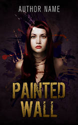 Painted Wall Premade Cover