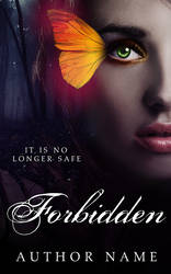 Forbidden Premade Cover by Everpage
