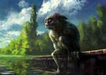 Utopiec - Water demon