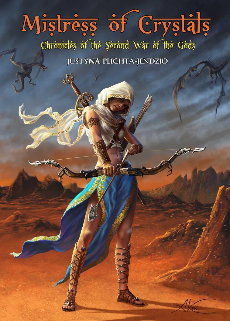 Cover of Mistress of Crystals by AleksanderKarcz