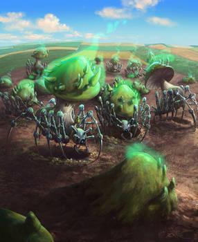 Dreadlings Harvest