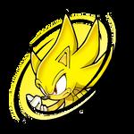 SonicRPG Super Sonic