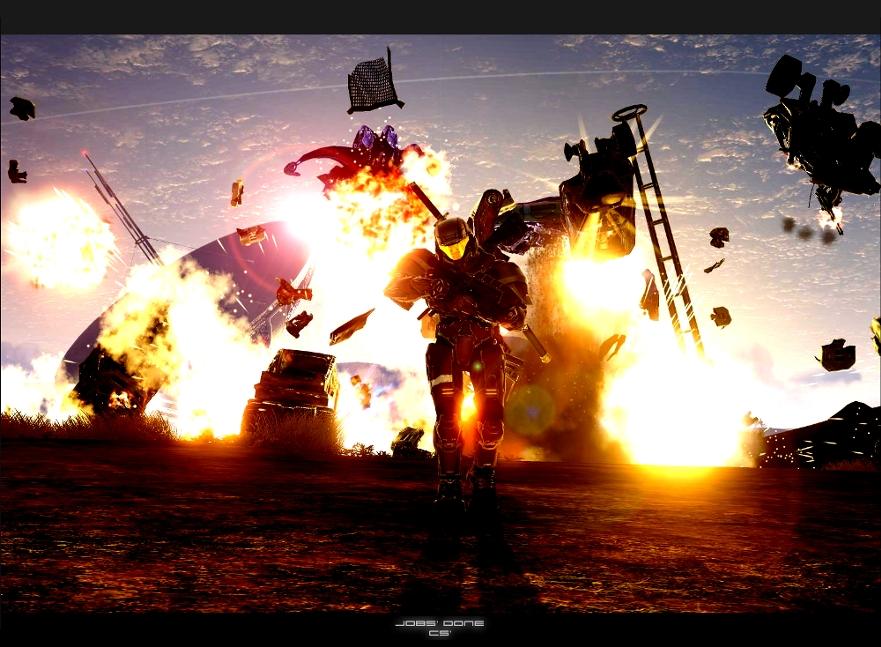 Halo 3 Jobs' Done V3 by ChopnScrew