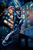 Catwoman [Uptaded] by Gwendlg