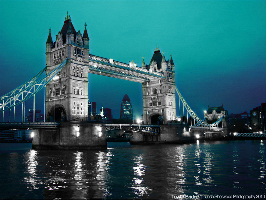 Tower Bridge by Joshsherwood