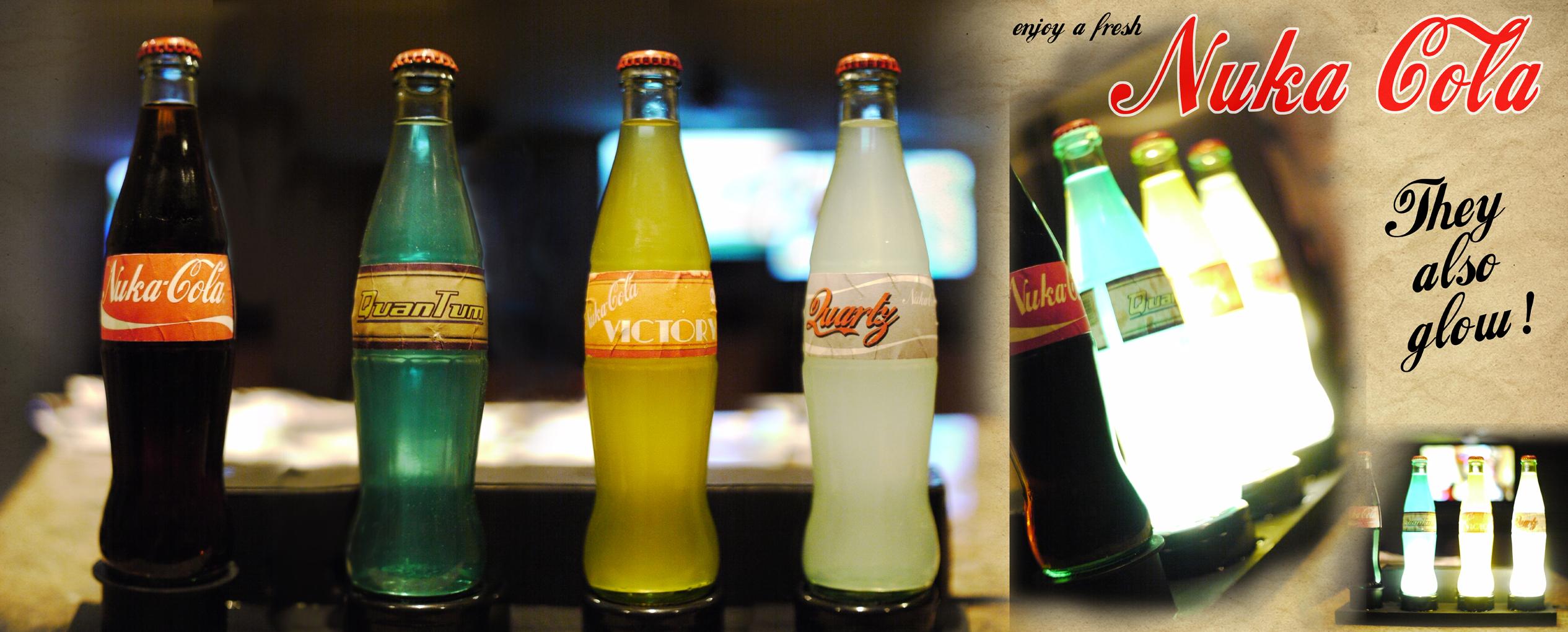 image gallery nuka cola quartz