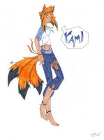 Yami no Hikaru - fanart by Mineshaft