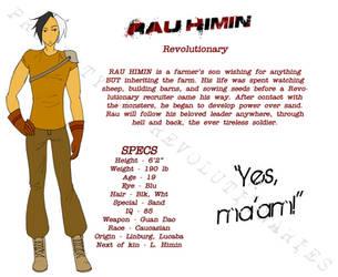 REV - Rau Character Sheet by Mineshaft