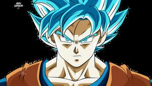 Goku Super Sayayin Blue - torneo del poder