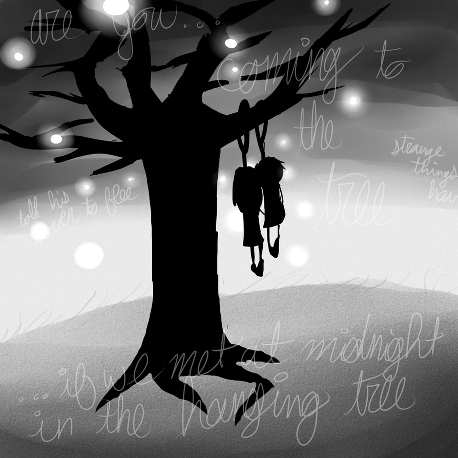 .:The Hanging Tree:. by Orthgirl123